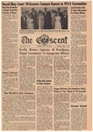 The Crescent - May 1, 1954 by George Fox University Archives