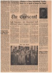 The Crescent - October 1, 1954 by George Fox University Archives