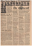 The Crescent - May 20, 1955