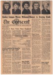 The Crescent - November 3, 1956 by George Fox University Archives