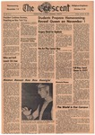 The Crescent - October 18, 1957
