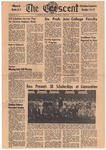 The Crescent - October 3, 1958