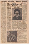 The Crescent - November 1, 1958