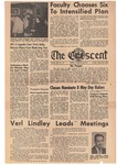 The Crescent - March 23, 1962