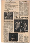 The Crescent - November 2, 1963 by George Fox University Archives