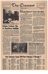 The Crescent - January 27, 1964