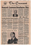 The Crescent - October 8, 1971