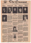 The Crescent - November 22, 1972