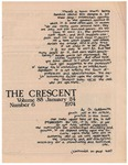 The Crescent - January 24, 1974