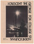 The Crescent - January 23, 1975 by George Fox University Archives
