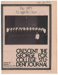 The Crescent - February 20, 1975 by George Fox University Archives
