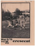 The Crescent - May 6, 1975 by George Fox University Archives