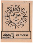 The Crescent - May 16, 1975 by George Fox University Archives