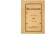 """The Crescent"" Student Newspaper, November 1902 by George Fox University Archives"