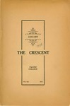 The Crescent- January 1908 by George Fox University Archives