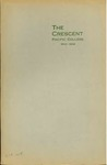 """""""The Crescent"""" Student Newspaper, May 1908 by George Fox University Archives"""