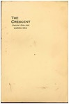 """""""The Crescent"""" Student Newspaper, March 1912 by George Fox University Archives"""