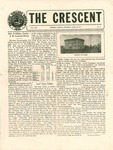 """The Crescent"" Student Newspaper, April 30, 1914"