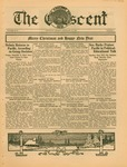 """The Crescent"" Student Newspaper, December 25, 1934"