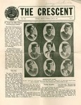 """The Crescent"" Student Newspaper, June 15, 1914 by George Fox University Archives"