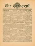 """The Crescent"" Student Newspaper, May 9, 1933"