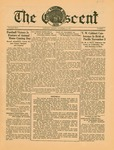 """The Crescent"" Student Newspaper, November 13, 1934 by George Fox University Archives"