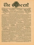 """The Crescent"" Student Newspaper, October 16, 1934"