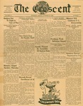 """The Crescent"" Student Newspaper, October 10, 1939"