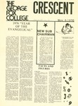 """The Crescent"" Student Newspaper, November 8, 1976 by George Fox University Archives"