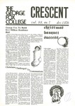 """The Crescent"" Student Newspaper, December 13, 1976 by George Fox University Archives"
