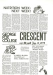 """The Crescent"" Student Newspaper, January 17, 1977"