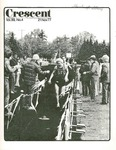 """""""The Crescent"""" Student Newspaper, November 21, 1977 by George Fox University Archives"""