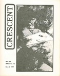 """The Crescent"" Student Newspaper, May 9, 1977"