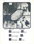 """""""The Crescent"""" Student Newspaper, April 25, 1977 by George Fox University Archives"""