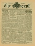 """The Crescent"" Student Newspaper, February 19, 1935"