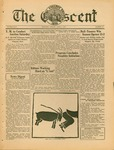 """The Crescent"" Student Newspaper, April 2, 1935"
