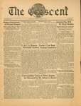 """The Crescent"" Student Newspaper, April 16, 1935"