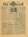 """The Crescent"" Student Newspaper, May 28, 1935"