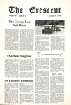 """The Crescent"" Student Newspaper, October 20, 1978 by George Fox University Archives"