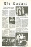 """""""The Crescent"""" Student Newspaper, January 27, 1979 by George Fox University Archives"""