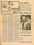 """The Crescent"" Student Newspaper, October 30, 1979 by George Fox University Archives"