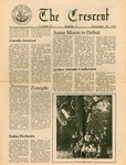 """The Crescent"" Student Newspaper, November 20, 1979 by George Fox University Archives"