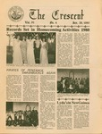 """The Crescent"" Student Newspaper, January 29, 1980"