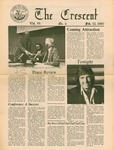 """The Crescent"" Student Newspaper, February 12, 1980"