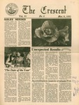 """The Crescent"" Student Newspaper, March 11, 1980 by George Fox University Archives"