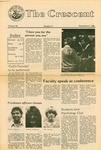 """The Crescent"" Student Newspaper, November 3, 1980"