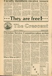 """The Crescent"" Student Newspaper, January 21, 1981"
