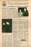 """The Crescent"" Student Newspaper, February 13, 1981"