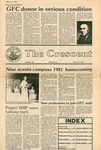"""The Crescent"" Student Newspaper, March 13, 1981"