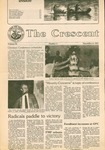 """The Crescent"" Student Newspaper, November 6, 1981"